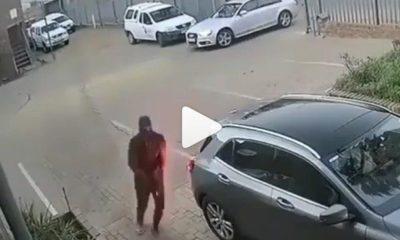 man escape car hijack at gunpoint