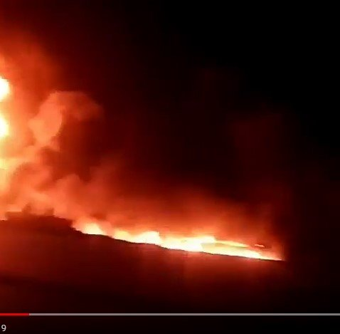 tanker explosion in ibadan