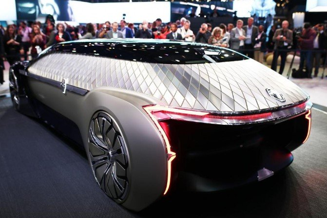 2018 Paris Auto Show