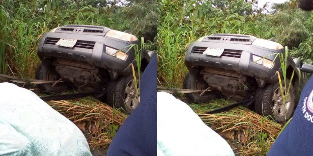 4 runner suv rescued by man 2