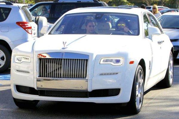 Kylie Jenner's car
