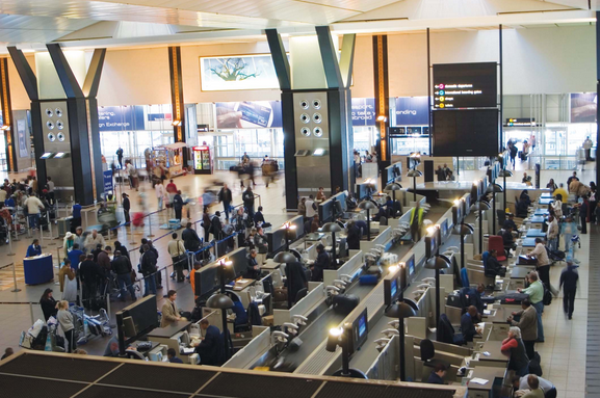 or rambo international airport