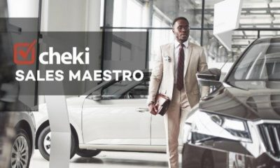 cheki sales maestro press release