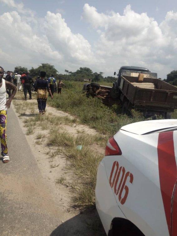 lekki-epe expressway accident