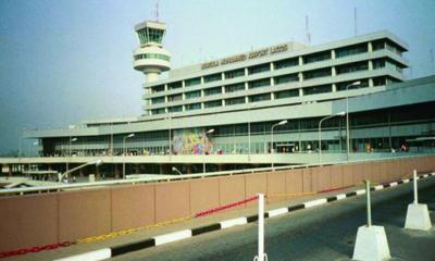 murtala muhammed airport 2 lagos