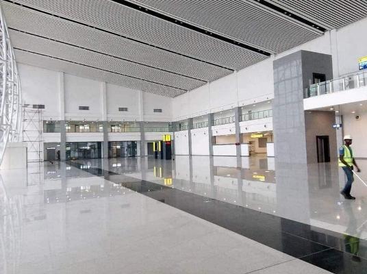 old portharcourt international airport