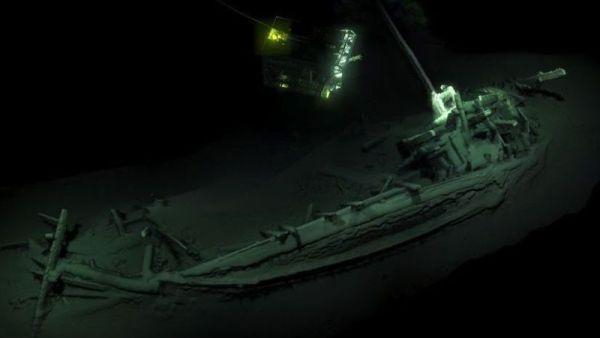 world's oldest shipwreck