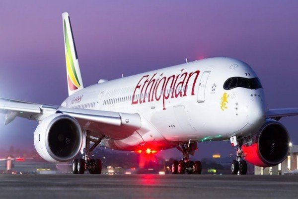 Ethiopian Airlines Plane Mistakenly Landed At Airport Under Construction - autojosh