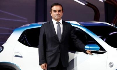 nissan executive director ghosn