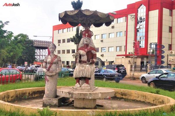 Edo nigeria ring benin state road city List of