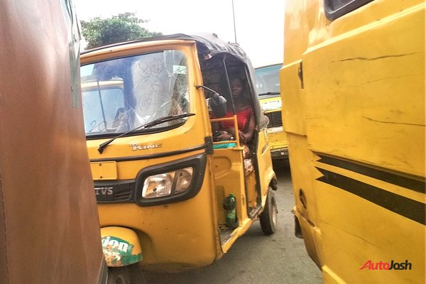 Full Enforcement On Ban On Keke NAPEP And Okada Starts On February 1st - LASG