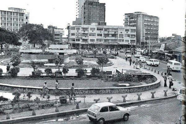 Tinubu Square, Pre-Independence