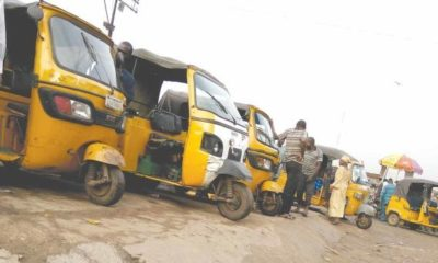 enugu tricycle keke