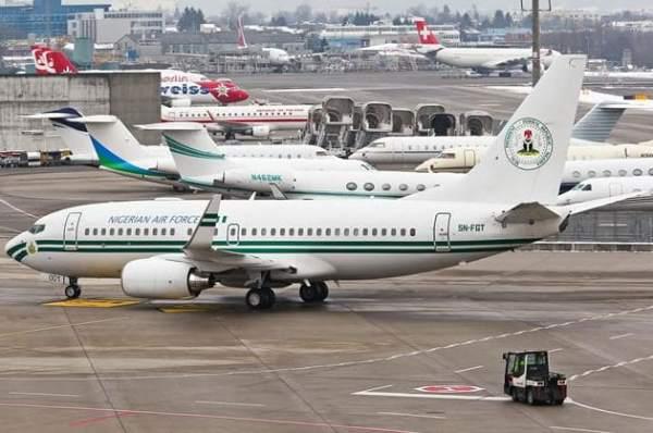 nigerian aircraft maintenance
