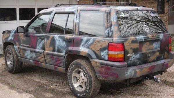 worst paint jobs