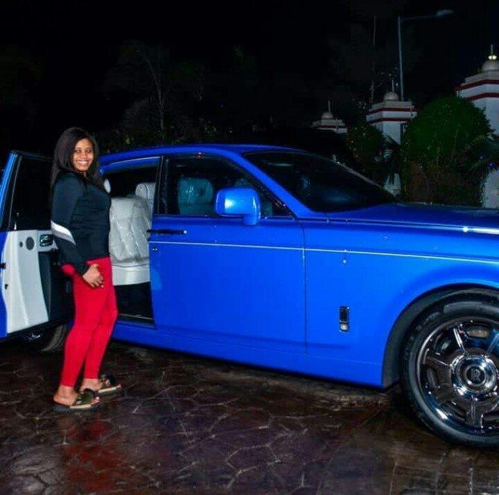 e money rolls Royce phantom