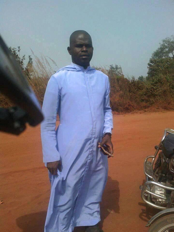 catholic priest accident