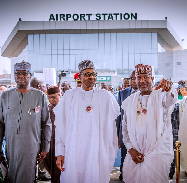 buhari airport abuja