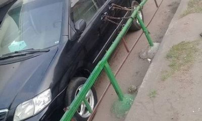 secured car