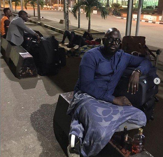 travelers abuja airport