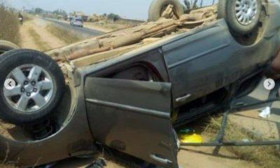 6 Benson Idahosa University Students Involved In An Auto Crash