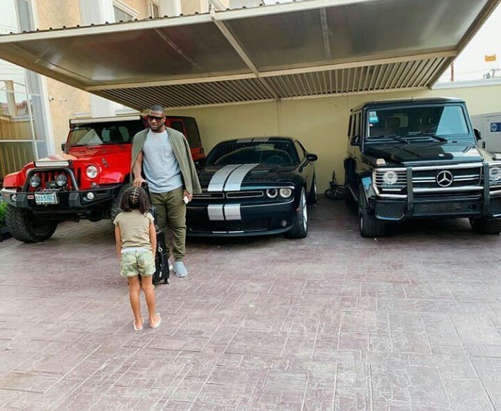 Peter psquare cars