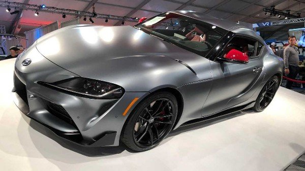 Manual Gearbox Finally Finds Its Way To The Toyota Supra