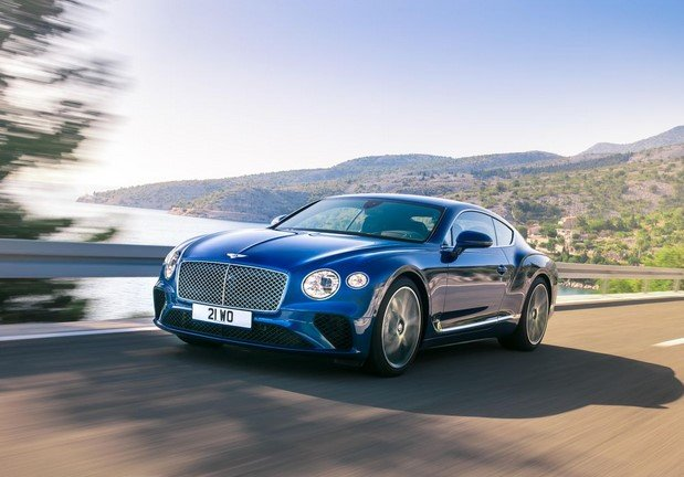forbes cool car 2019 bentley continental gt