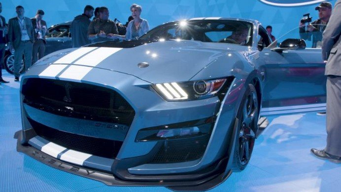 ford most powerful mustang gt500