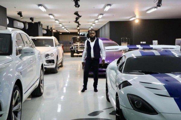 british nigerian supercars