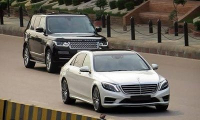 nigerian celebrities cars