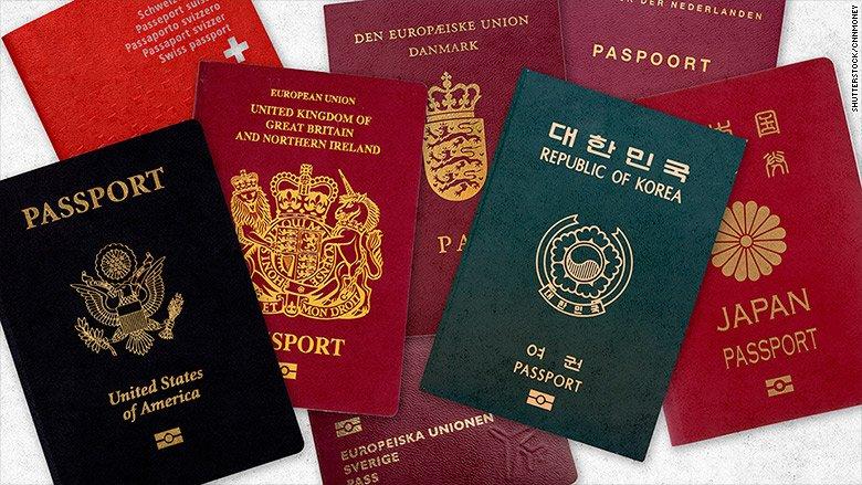 world's most powerful passport 2019