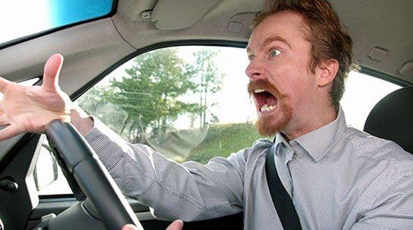 bad furious driver