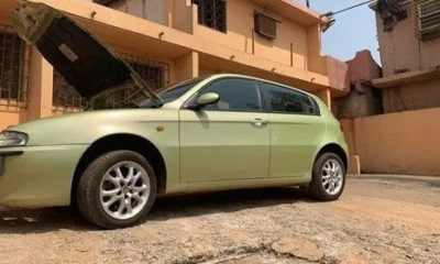 ghanaian fuel to electric car conversion