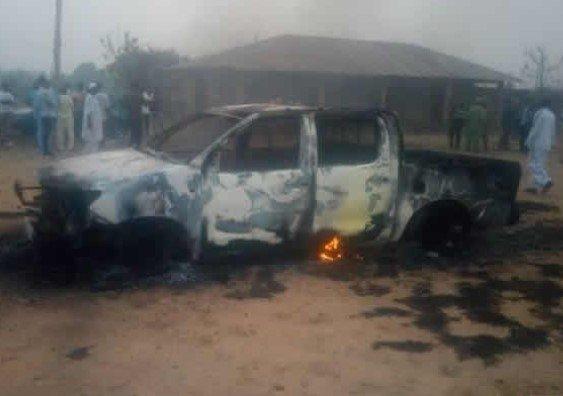 4 ndlea officers shot dead