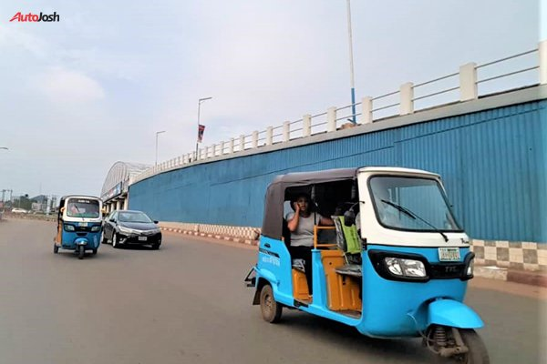 See What This Keke NAPEP Is Carrying