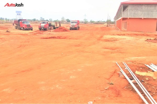 Checkout The Ultra Modern Asaba Mechanic Village That Gov. Okowa Is  Constructing (PHOTOS) - AUTOJOSH