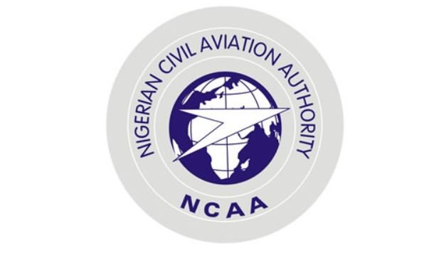 ncaa logo; delayed flights nigeria
