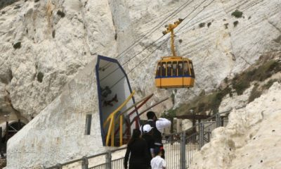israeli cable car