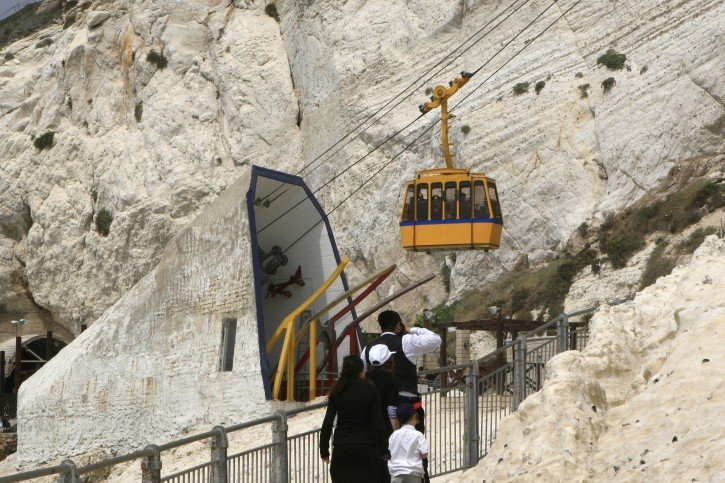 israeli cable car