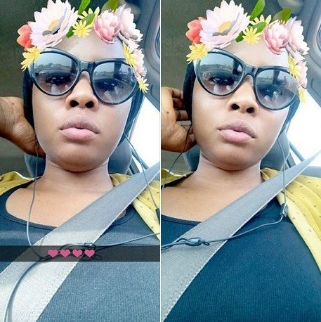 female abu graduate who died in an auto accident on her way to nysc camp