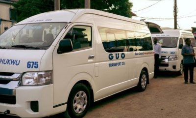 guo transport company