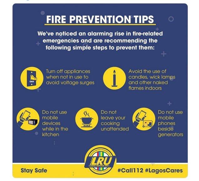 lru fire prevention tips