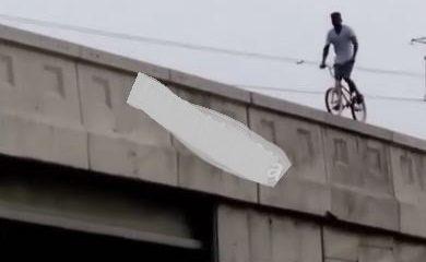 daredevil biker