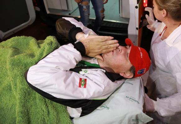 rafael henzel chapecoense survivor