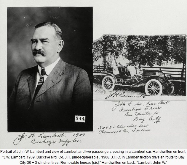 world's first automobile accident