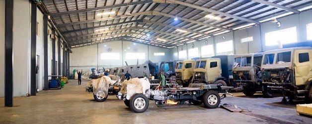 armoured vehicles ijebu ode