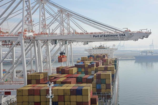 USA Ports