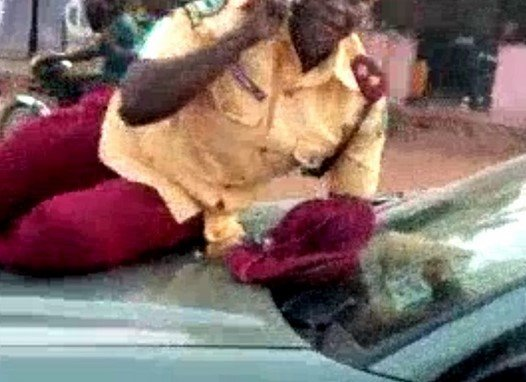 taxi driver hit lastma official