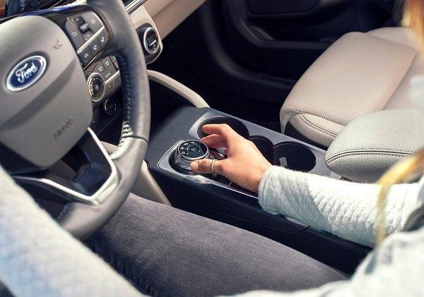 2020 ford escape gear knob